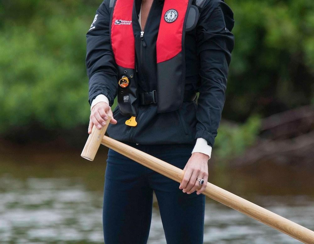 kate middleton dragon boat race