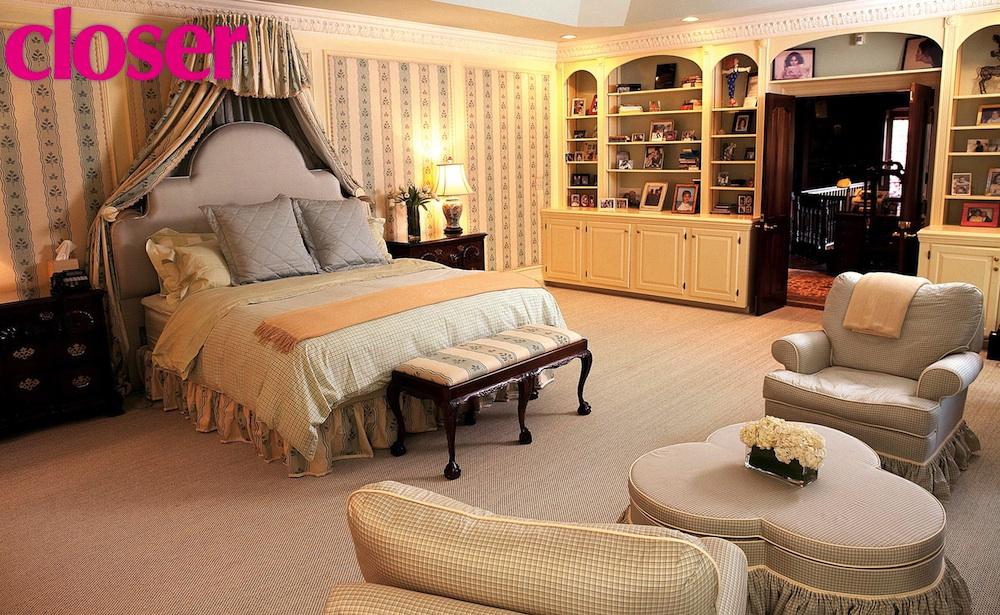 lynda carter bedroom