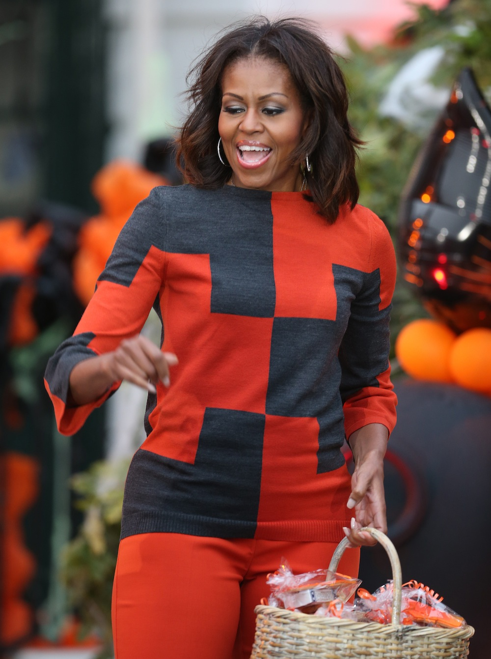 michelle obama halloween
