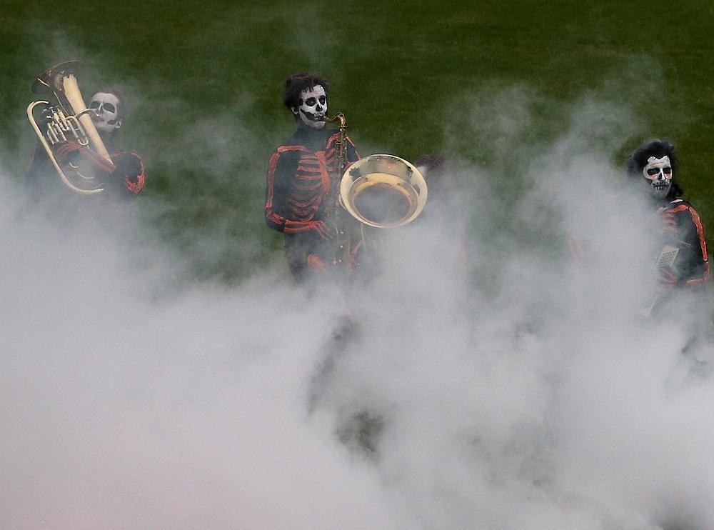 skeleton band
