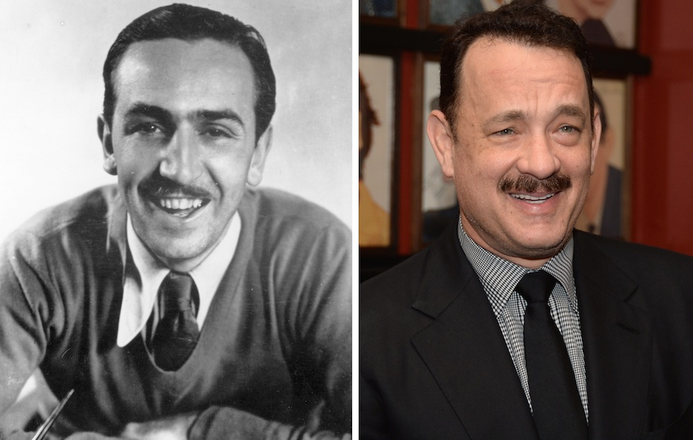 tom hanks & walt disney