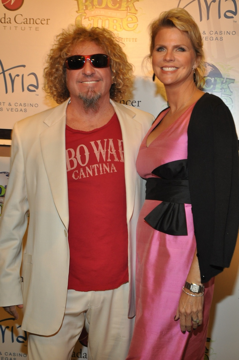 Rocker Sammy Hagar Fell In Love With Wife S Cheeto Toes Closer Weekly