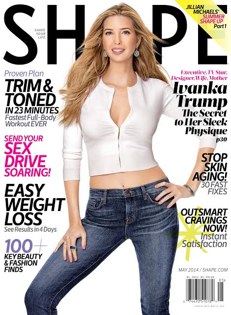 ivanka trump shape may issue