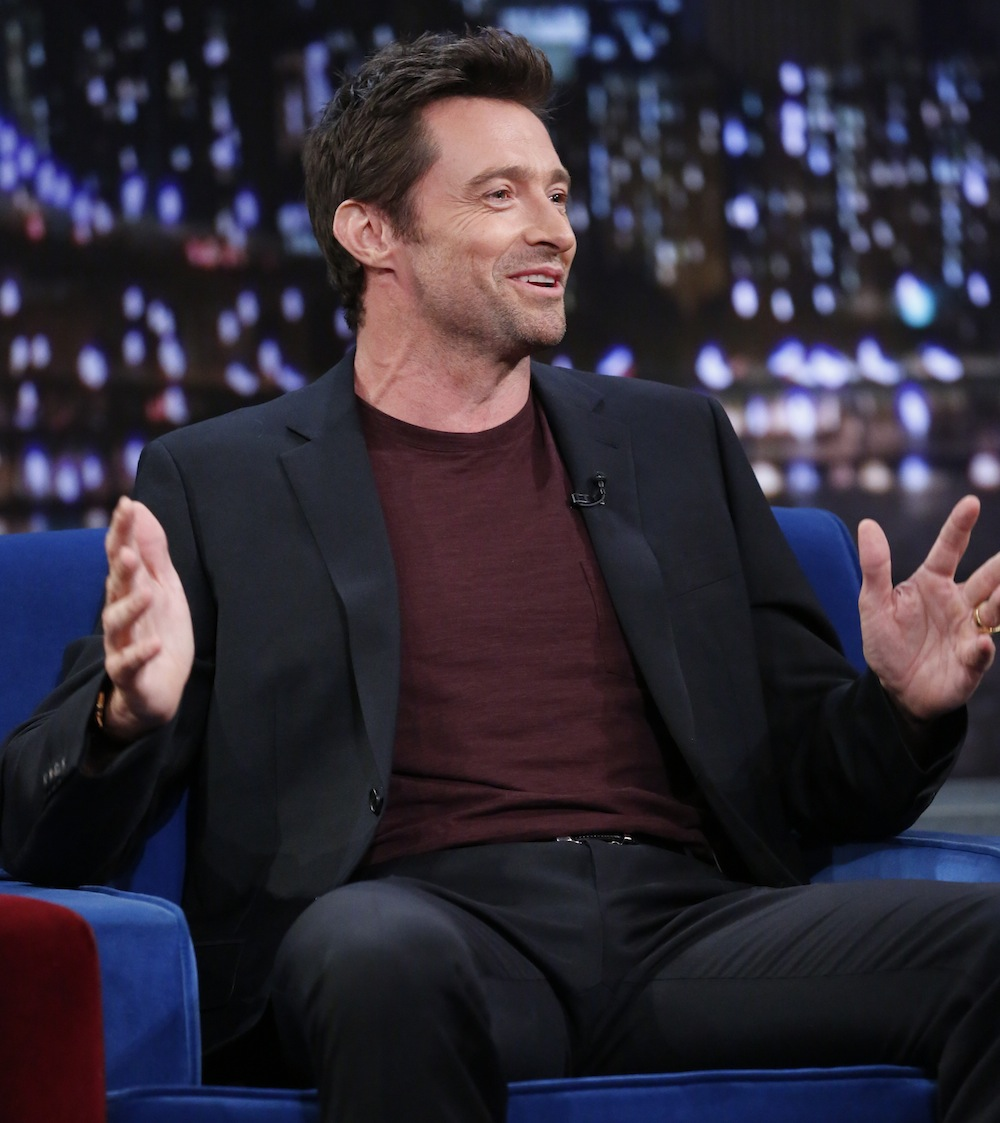 Hugh Jackman: I almost castrated myself during X-Men