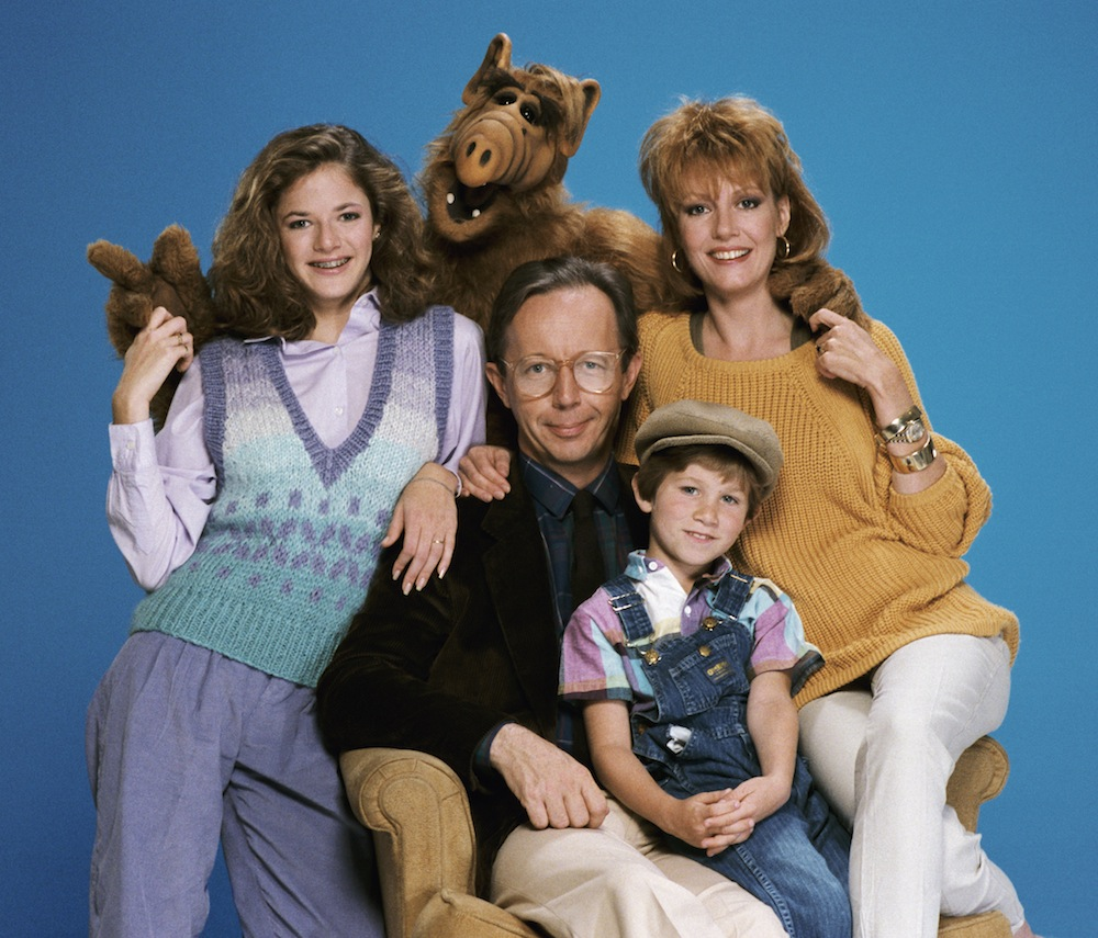 Andrea Elson Fotos catch up with the cast of 'alf' 24 years after the series