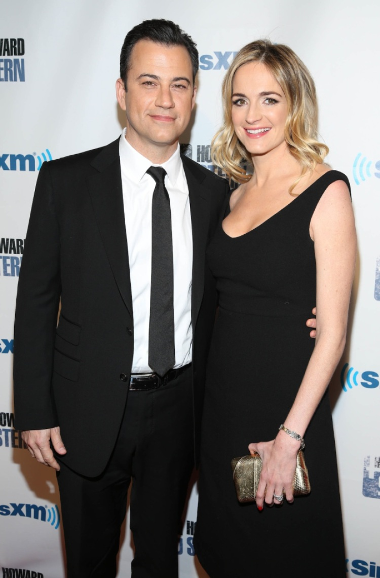 jimmy-kimmel-molly-mcnearney-expecting-baby