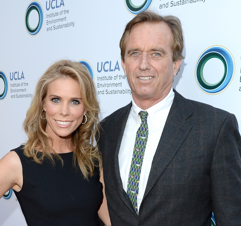robert-f-kennedy-cheryl-hines-august-wedding