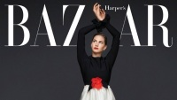 audrey-hepburn-granddaughter-harpers-bazaar