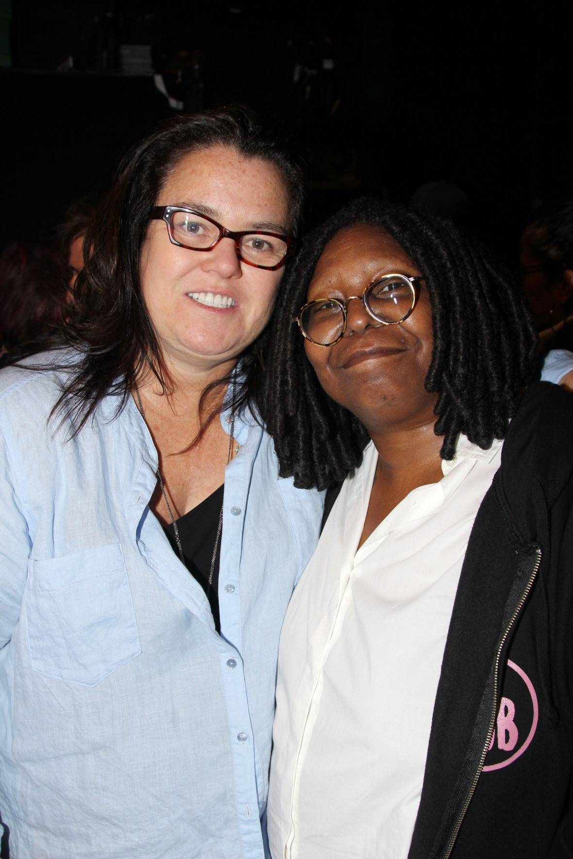 whoopi goldberg & rose o'donnell
