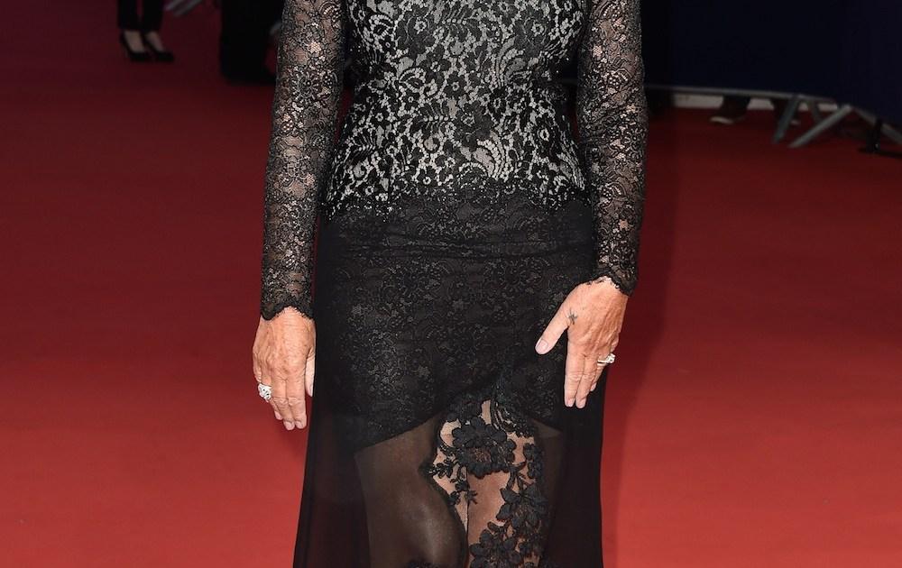 Helen Mirren in CinemaCon 2011 Awards Ceremony - Arrivals