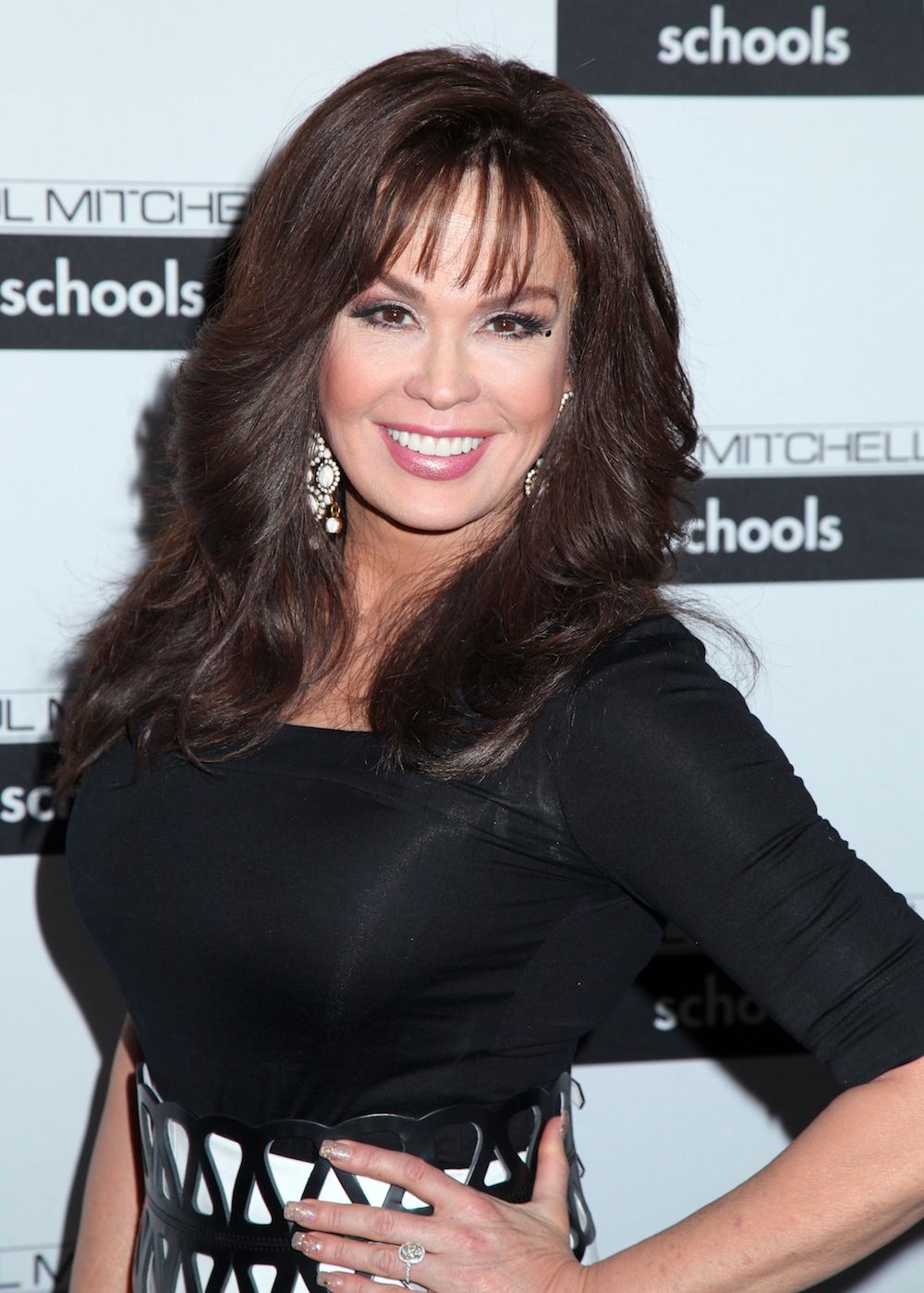 Marie Osmond On Her Beauty Transformation Quot I Was Not A