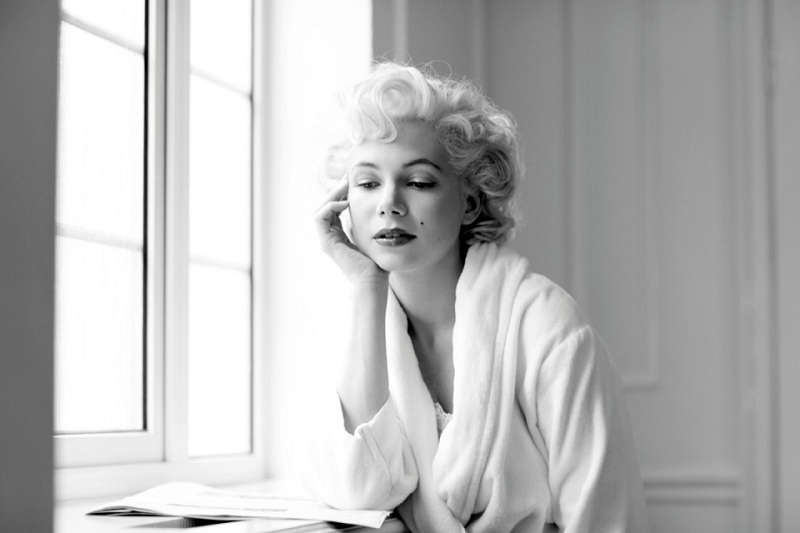michelle williams as marilyn monroe