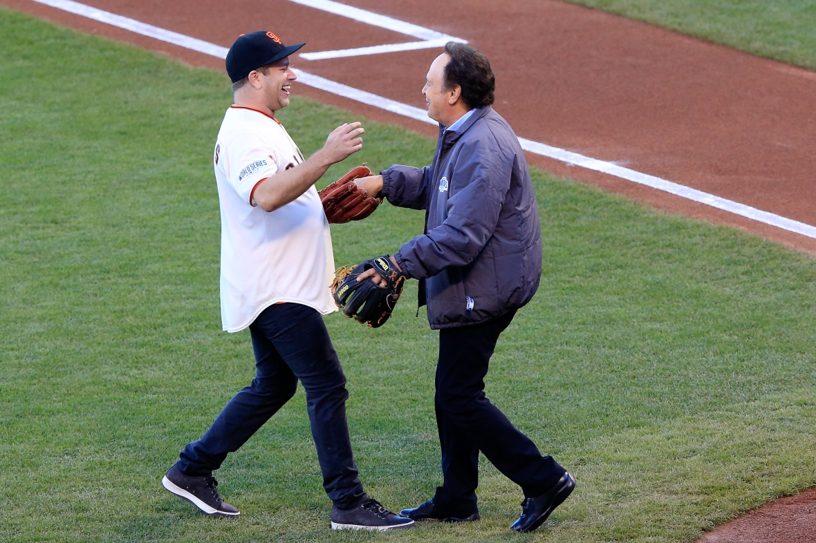 robin williams tribute, billy crystal