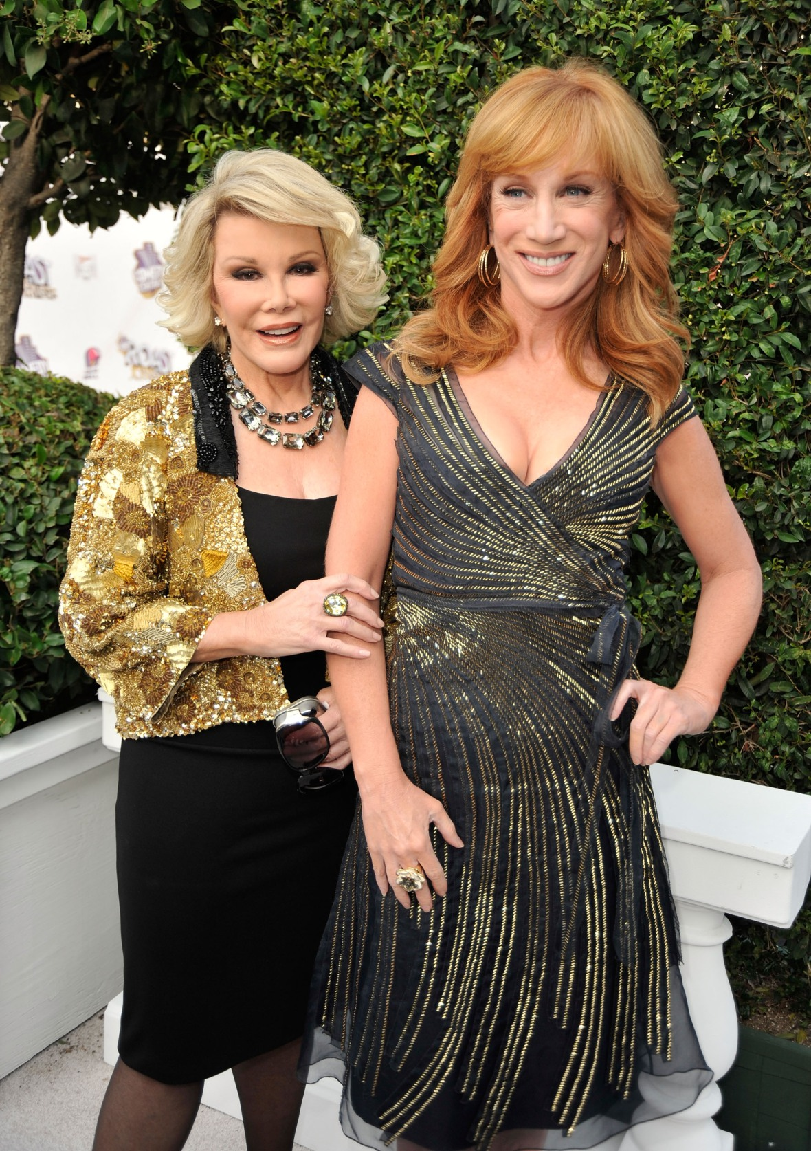 kathy griffin, joan rivers