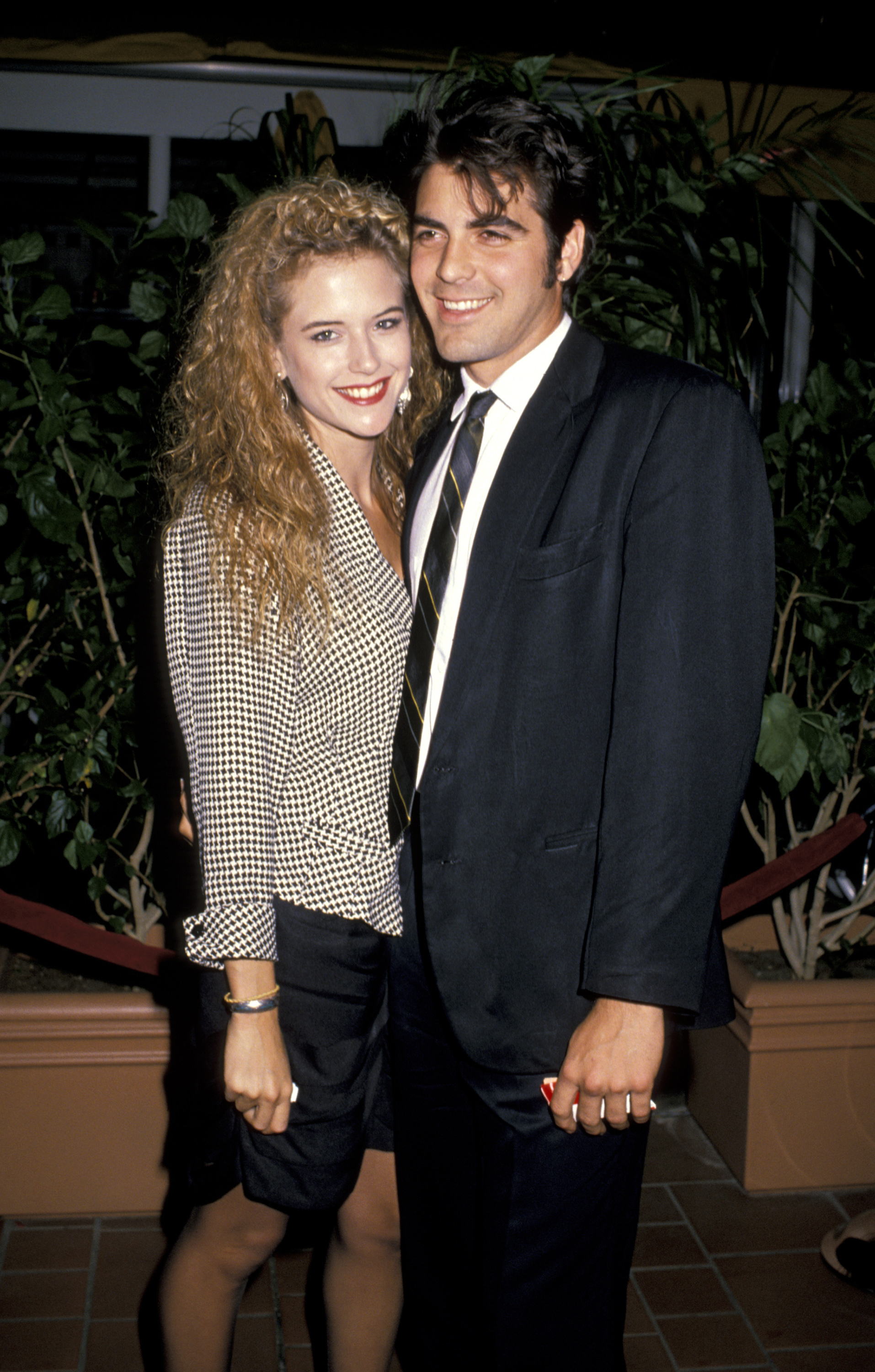 kelly-preston-george-clooney