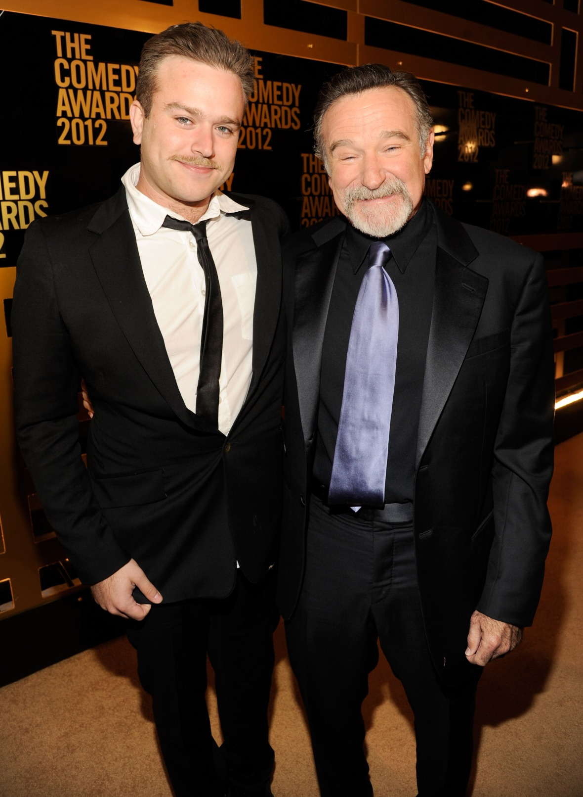zak & robin williams