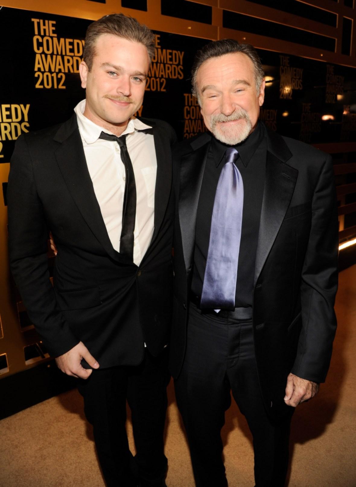 zak & robin williams