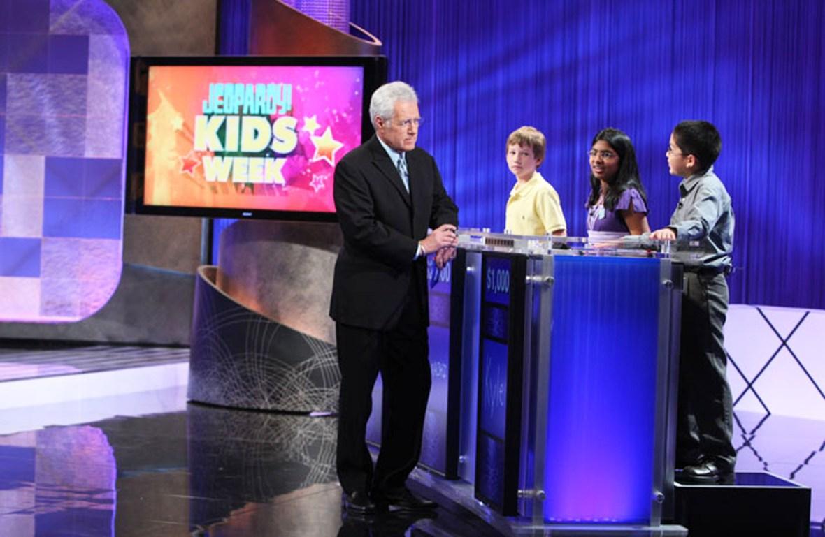 alex trebek kids week
