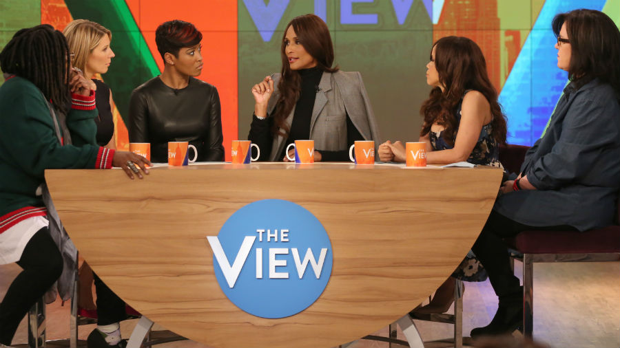 beverly johnson 'the view'