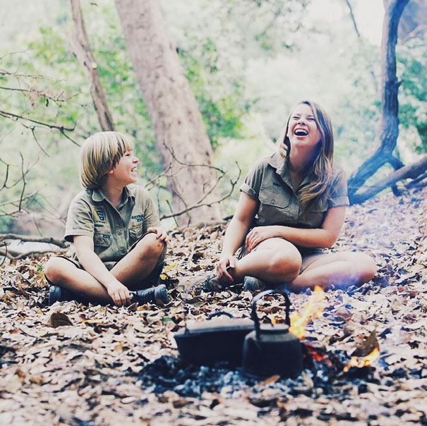 bindi irwin, bob irwin birthday