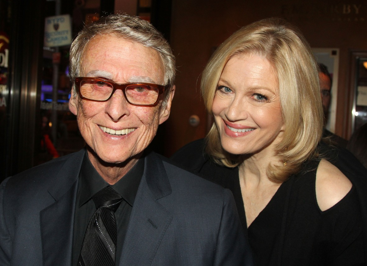 diane sawyer & mike nichols