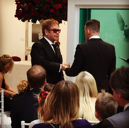 elton john & david furnish 2