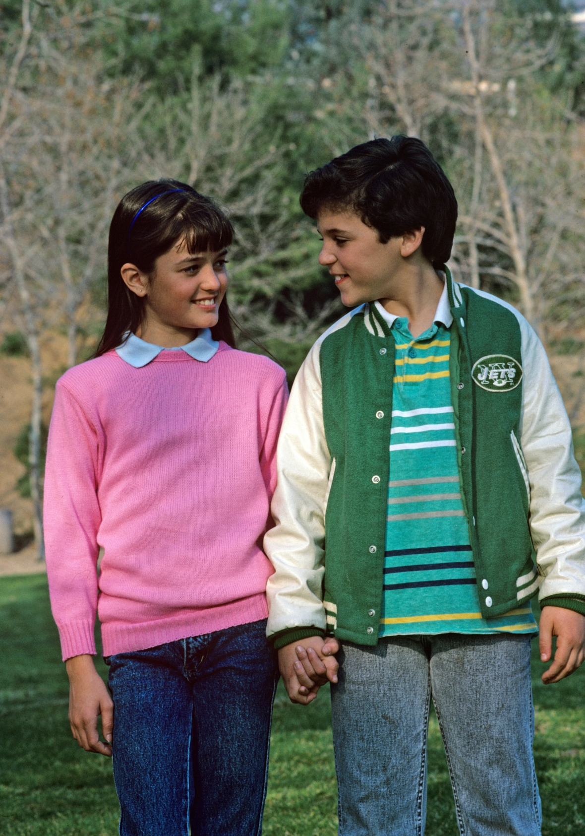 fred savage jacket