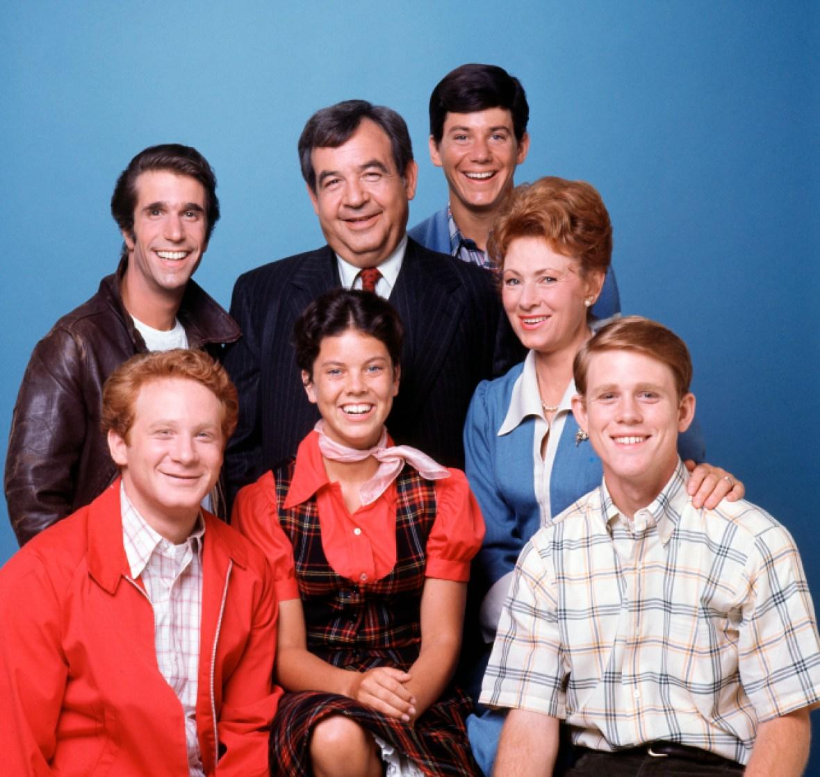 'happy days' cast