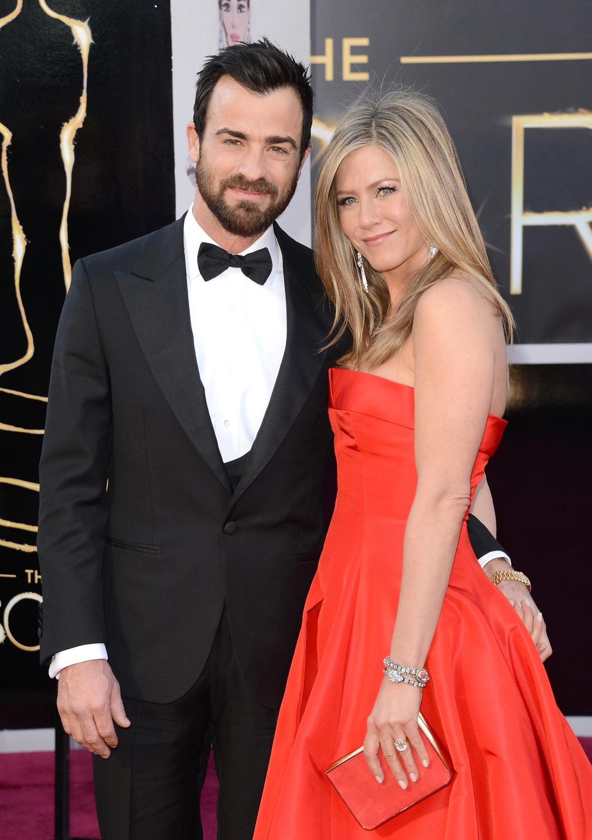 jennifer aniston & justin t