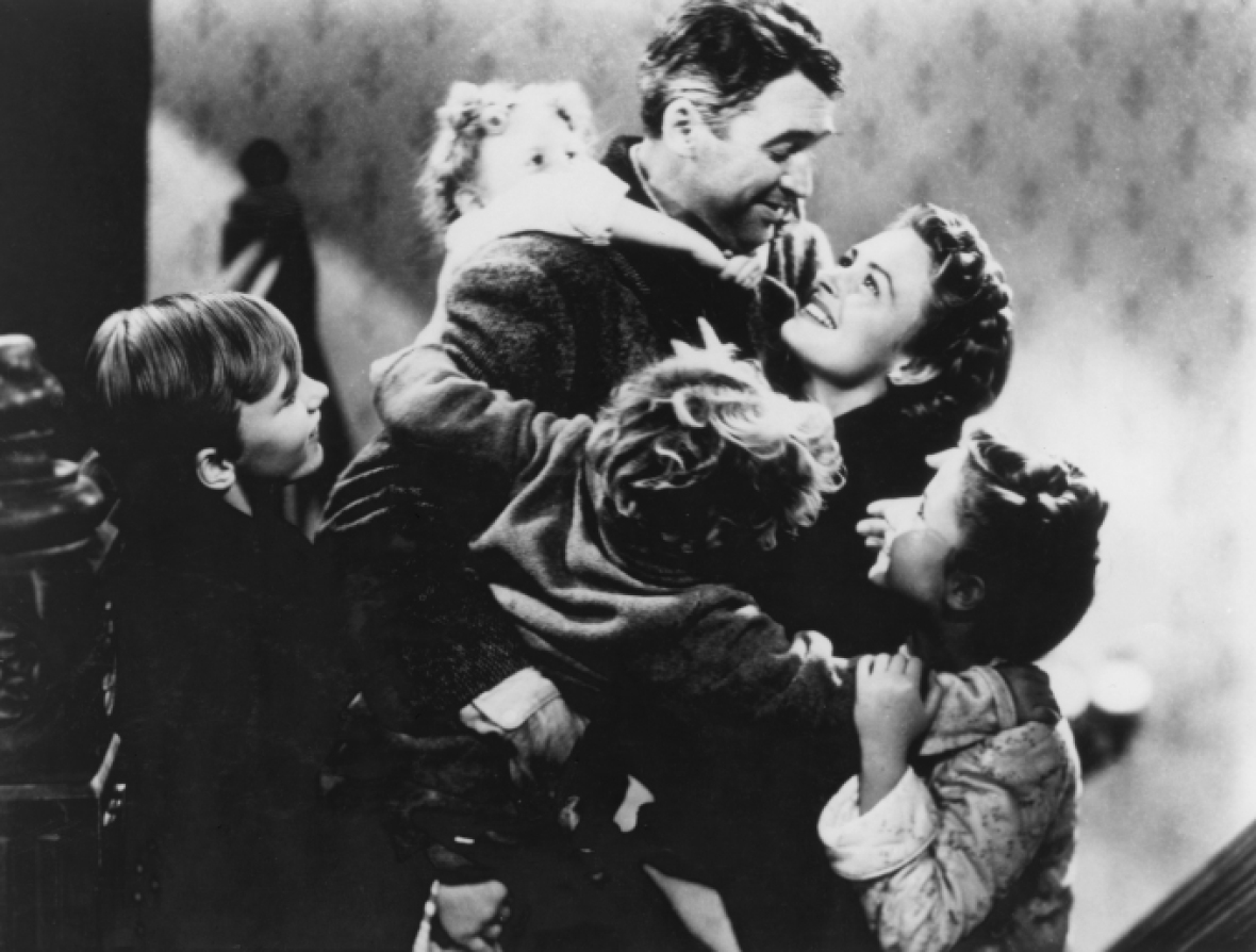 jimmy stewart 'it's a wonderful life'