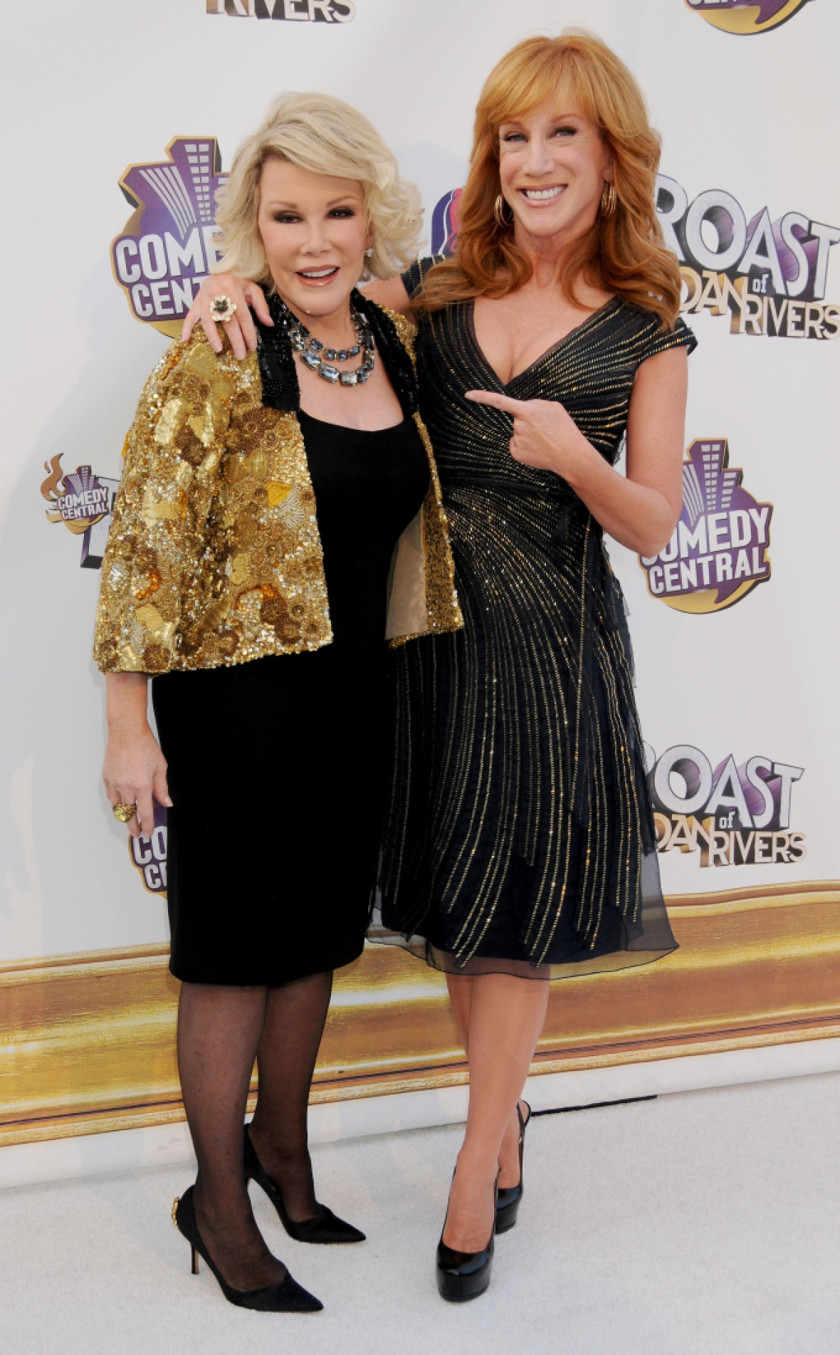 kathy griffin & joan rivers