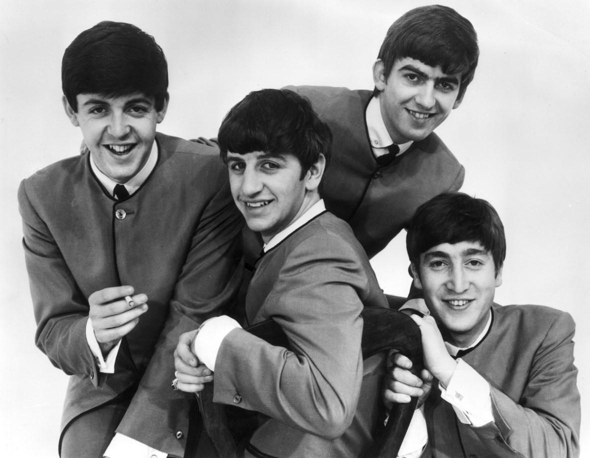 john lennon & the beatles