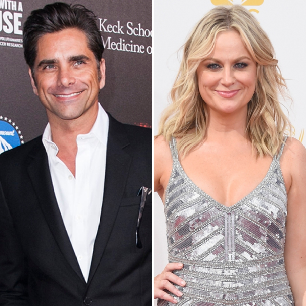 john stamos and amy poehler