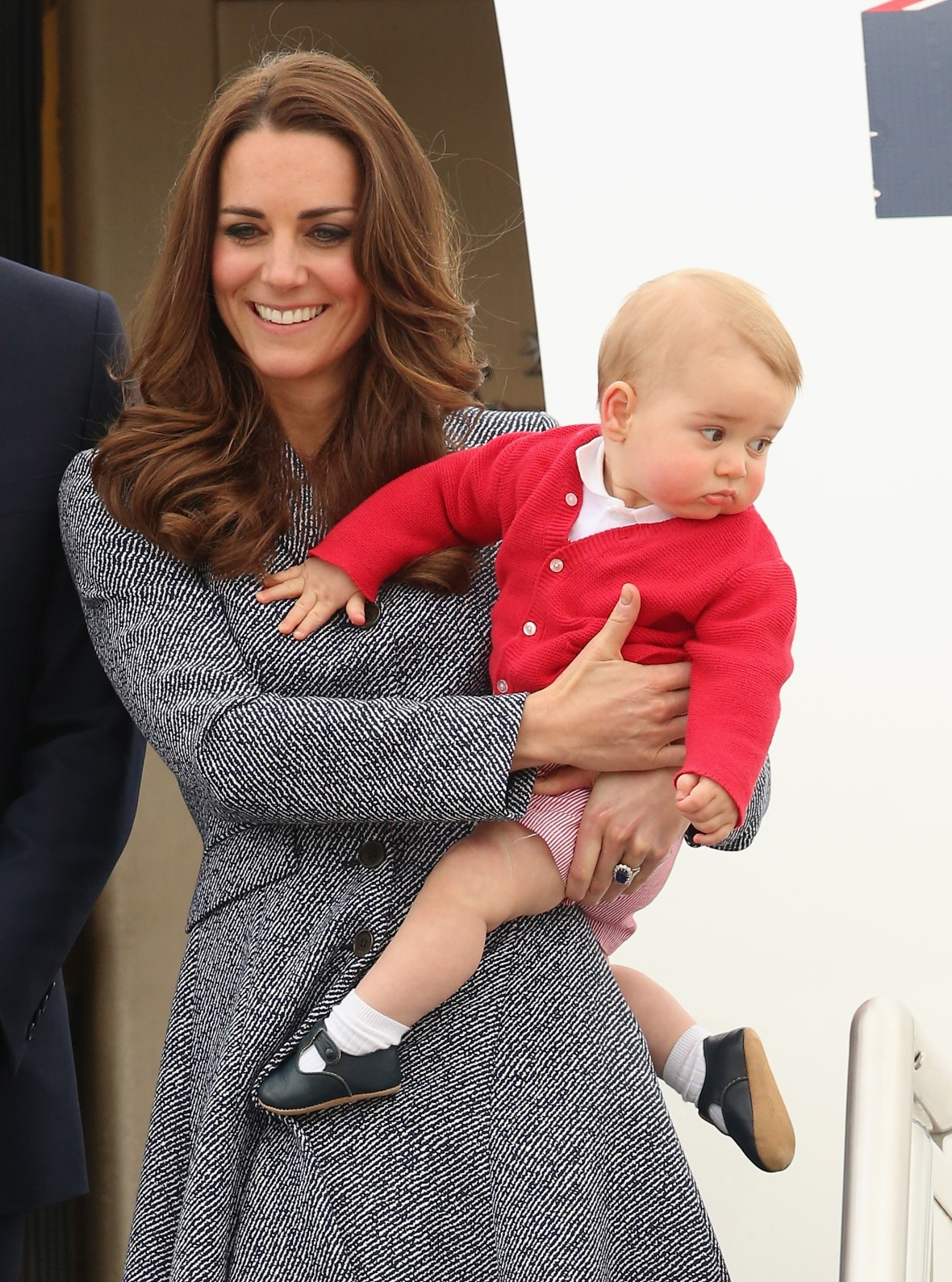 kate, william, prince george