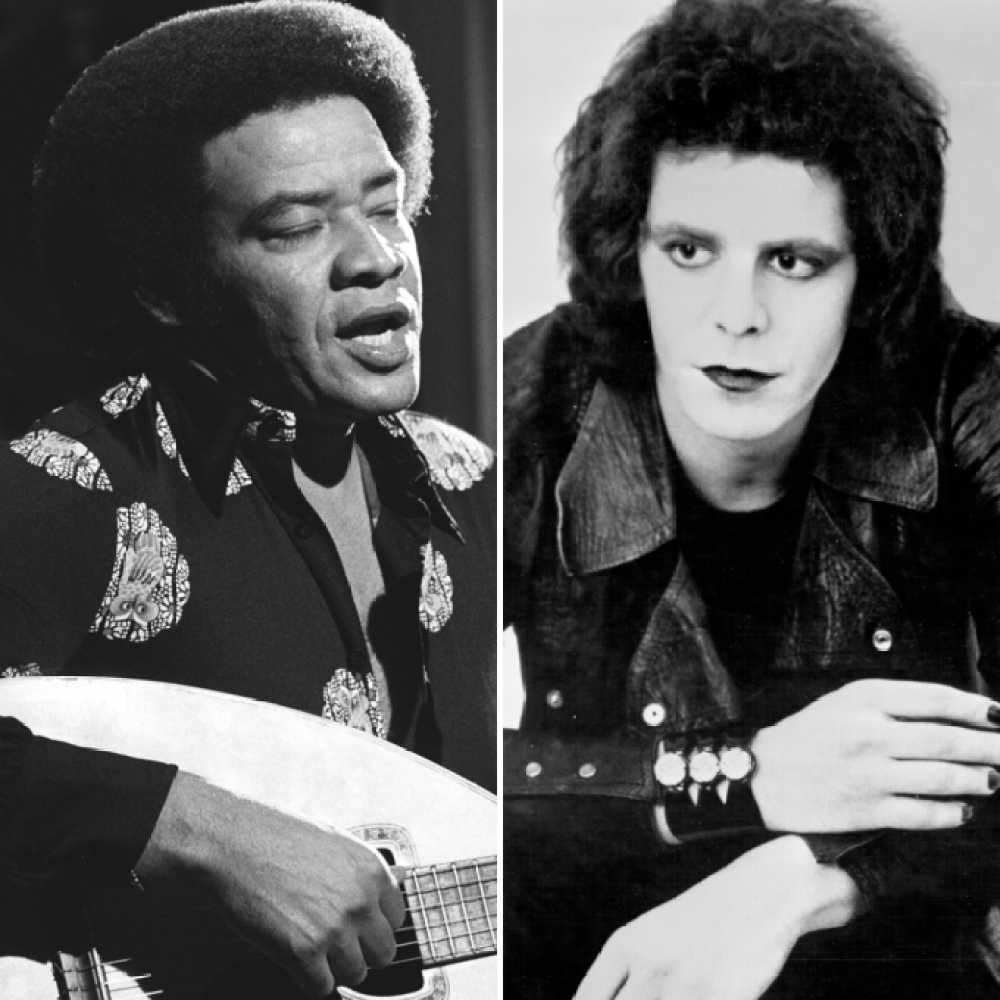 lou reed & bill withers