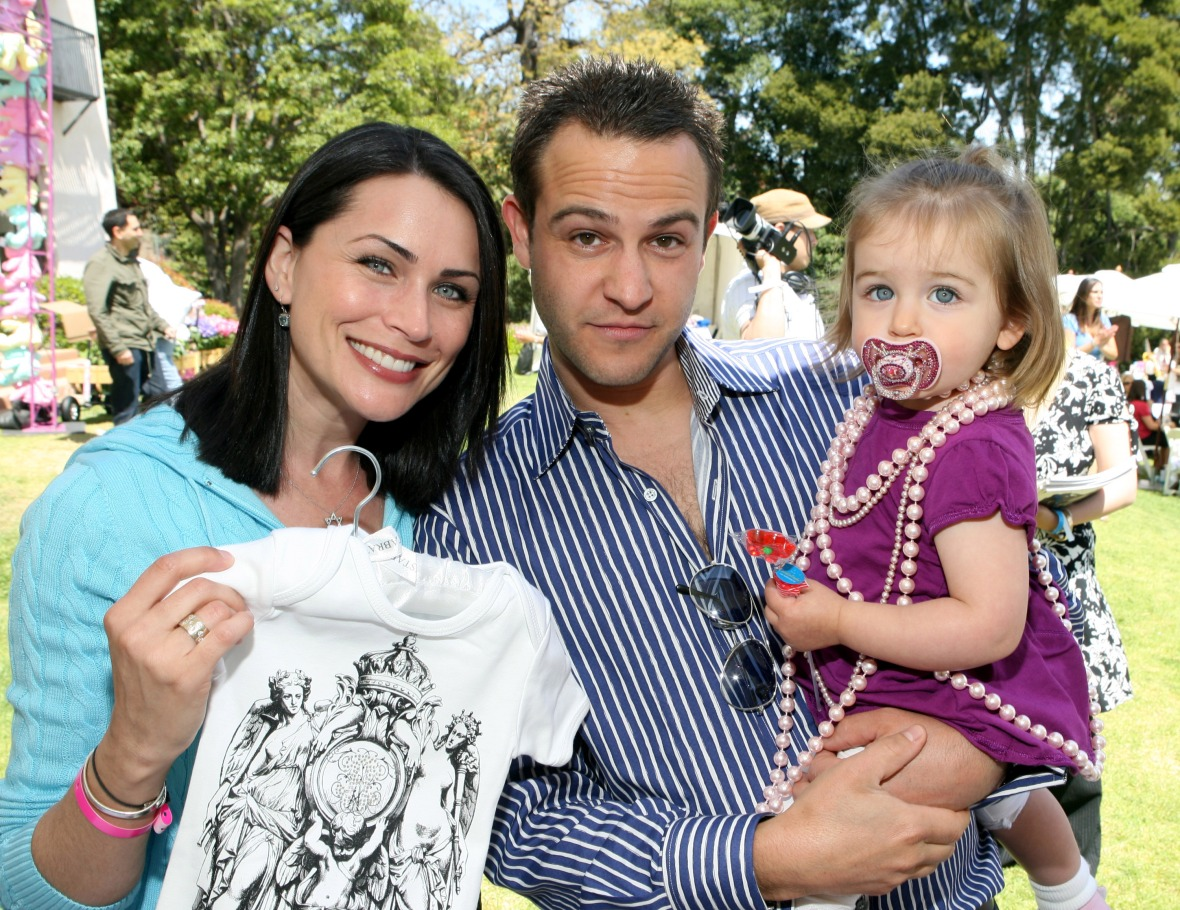 rena sofer family