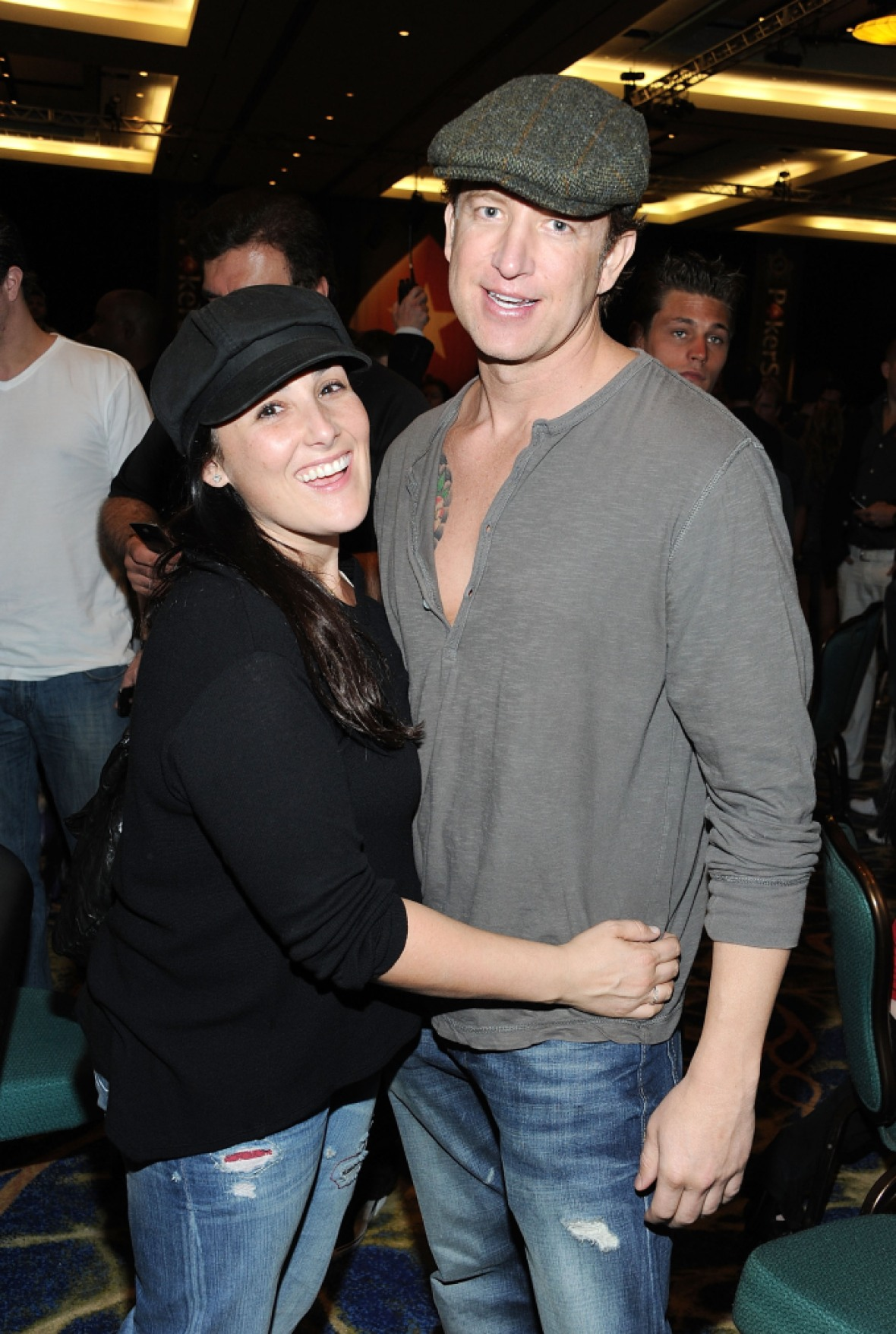 ricki lake and christian evans 2011