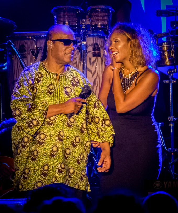 stevie wonder and daughter