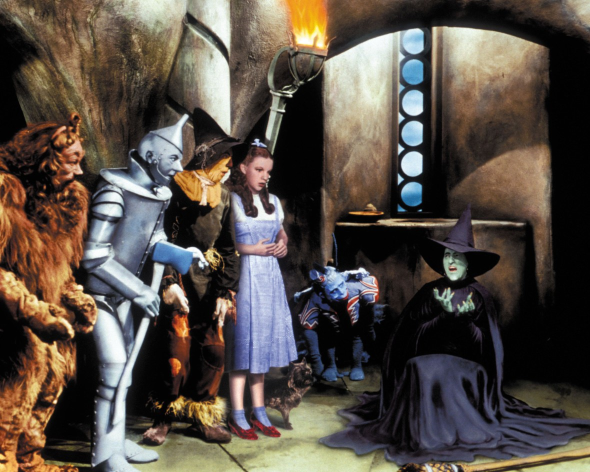 'wizard of oz' 2