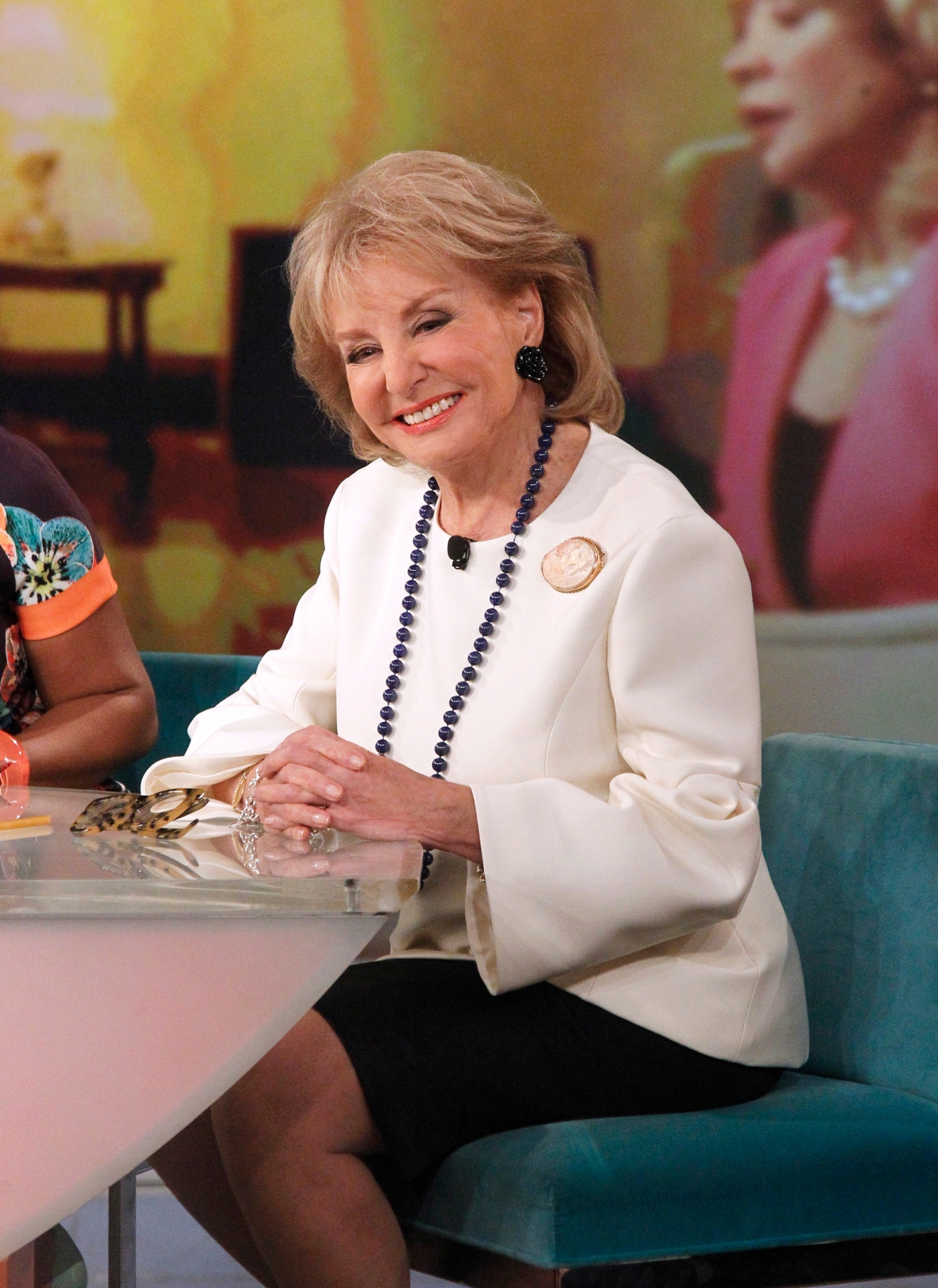 barbara walters, 'the view'