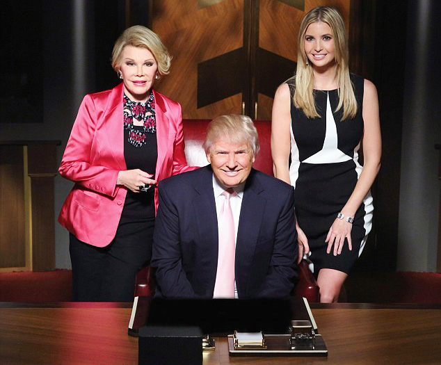 joan rivers 'apprentice'