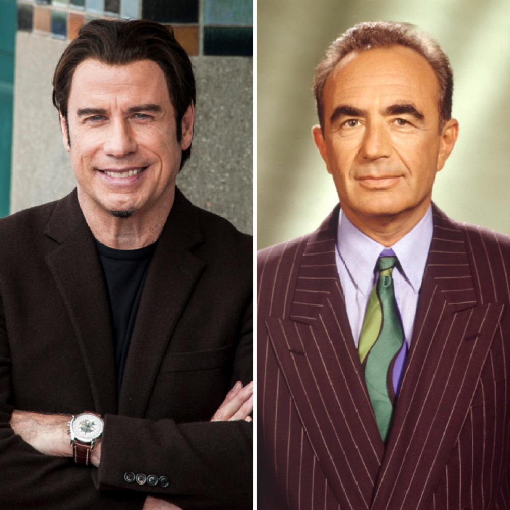 john travolta and robert shapiro