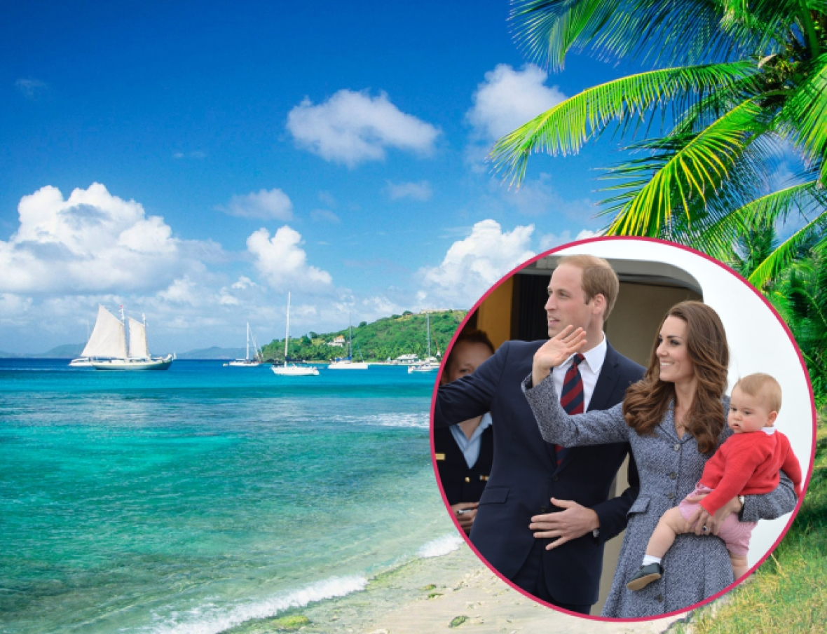 kate middleton vacation 2