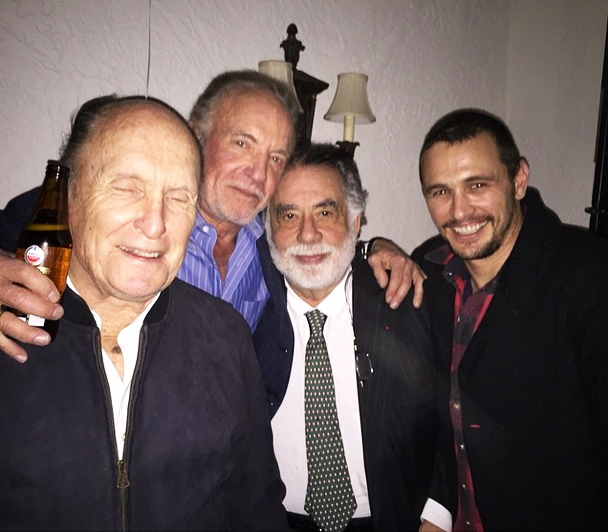 'godfather' reunion 2