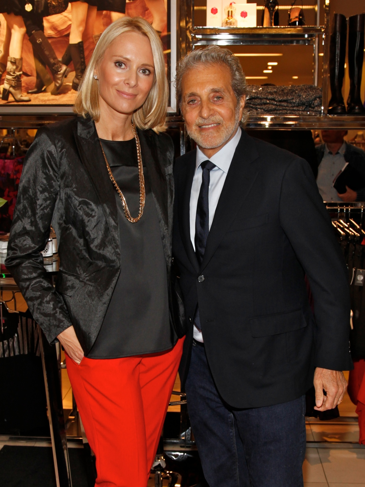 vince and louise camuto