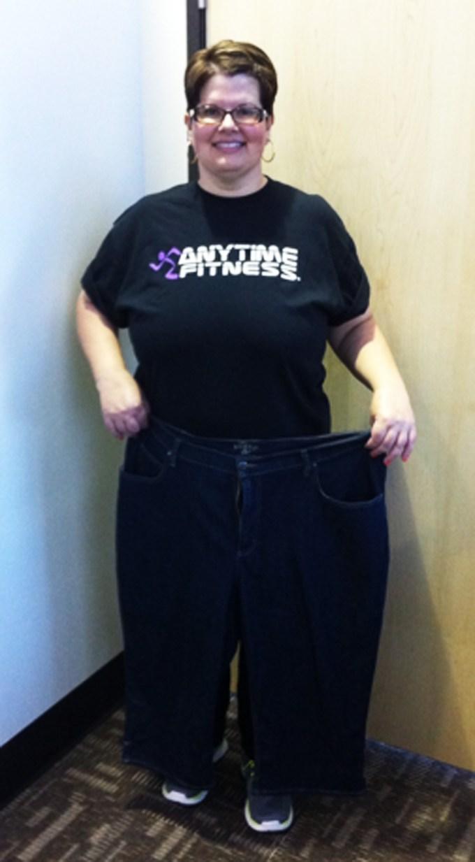 weight loss wednesday: jody