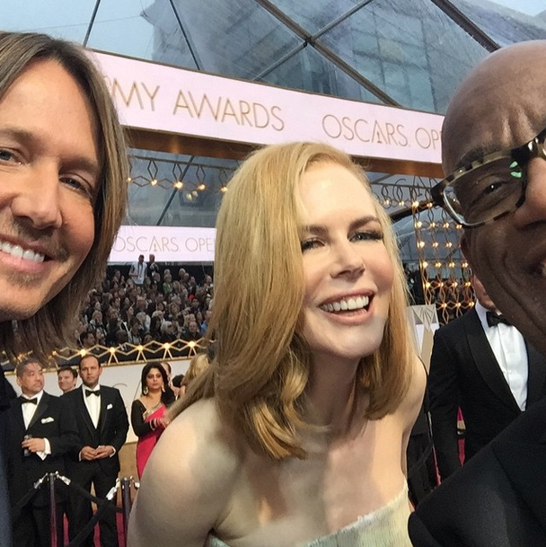 al roker and nicole kidman