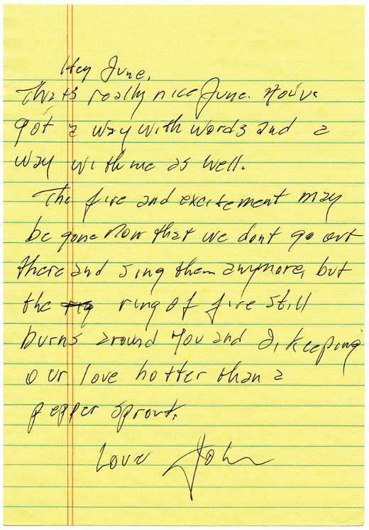 johnny cash love letter 2