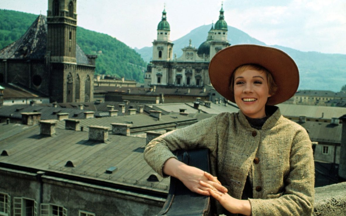 julie andrews 'the sound of music'