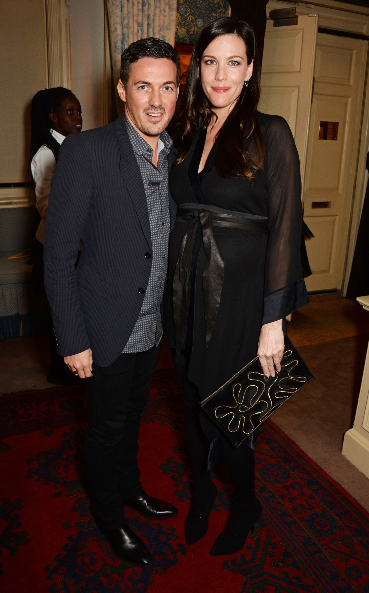 Find Out What Liv Tyler Named Her Baby Boy Closer Weekly